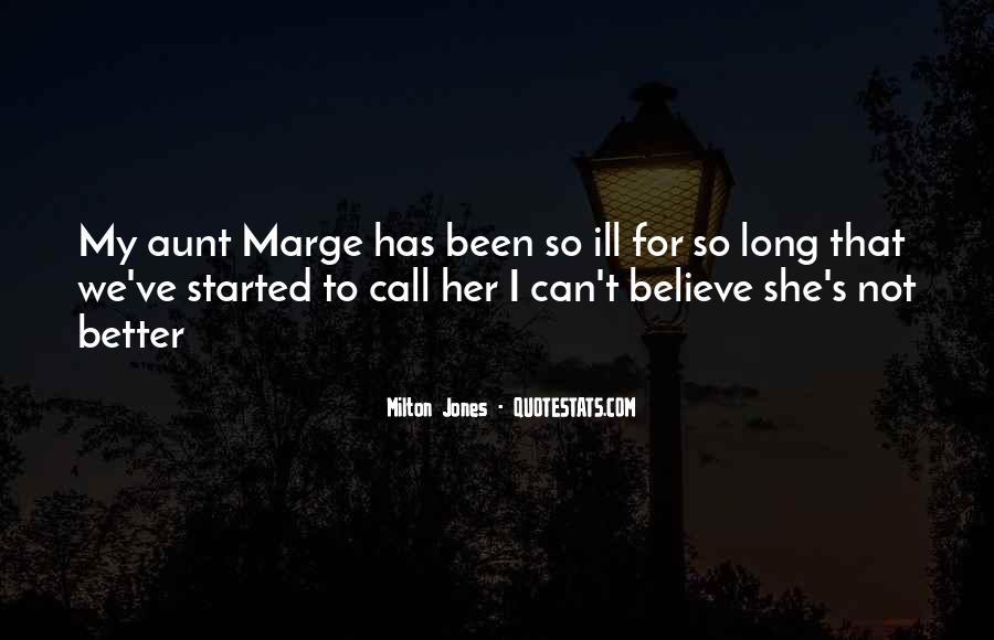 Milton Jones Quotes #341004