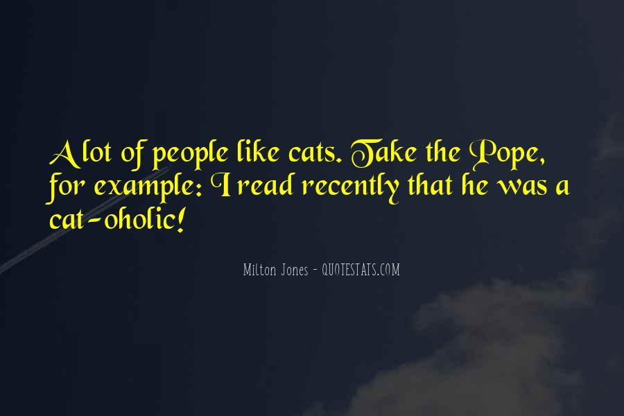 Milton Jones Quotes #960187