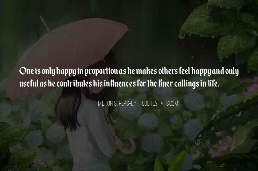 Milton S Hershey Quotes #39490