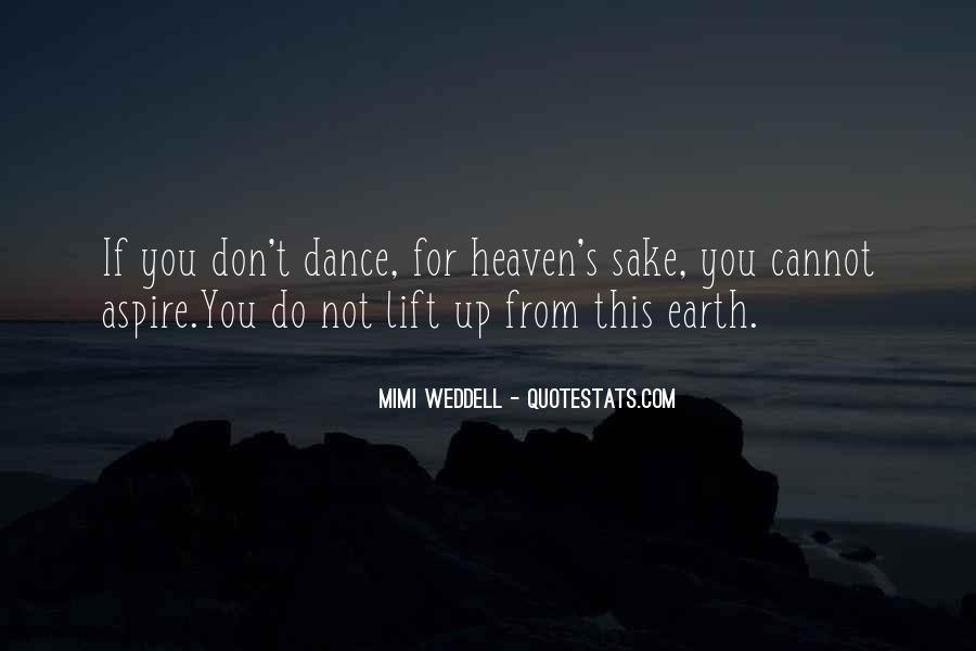 Mimi Weddell Quotes #1216611