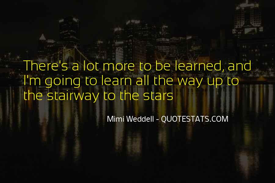 Mimi Weddell Quotes #564972