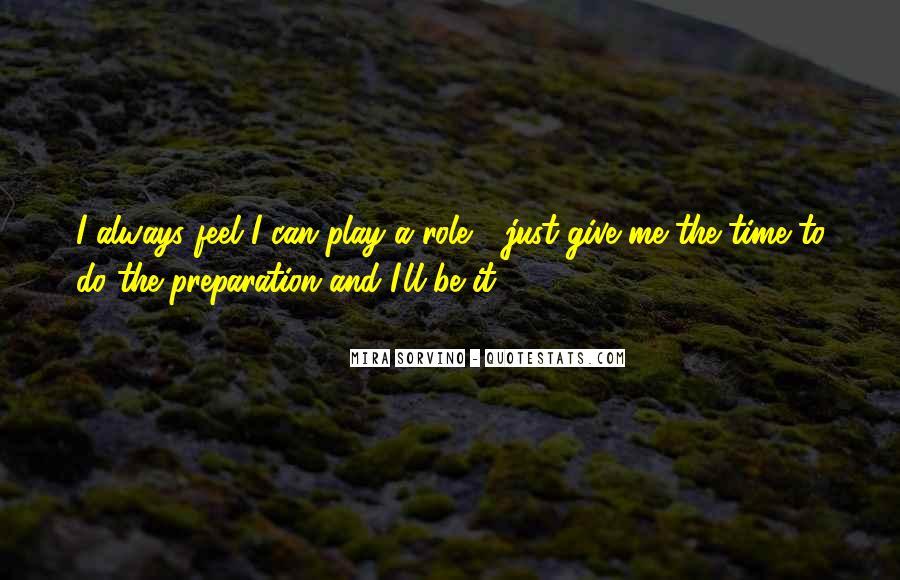 Mira Sorvino Quotes #1145204
