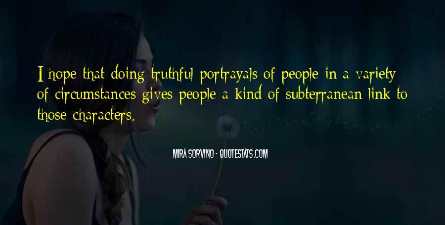 Mira Sorvino Quotes #1303148