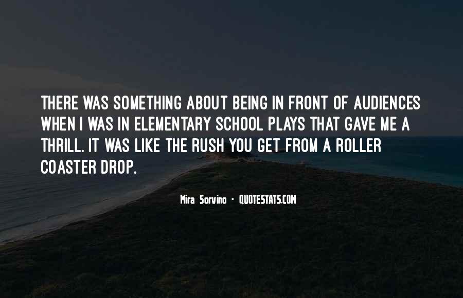 Mira Sorvino Quotes #1613829