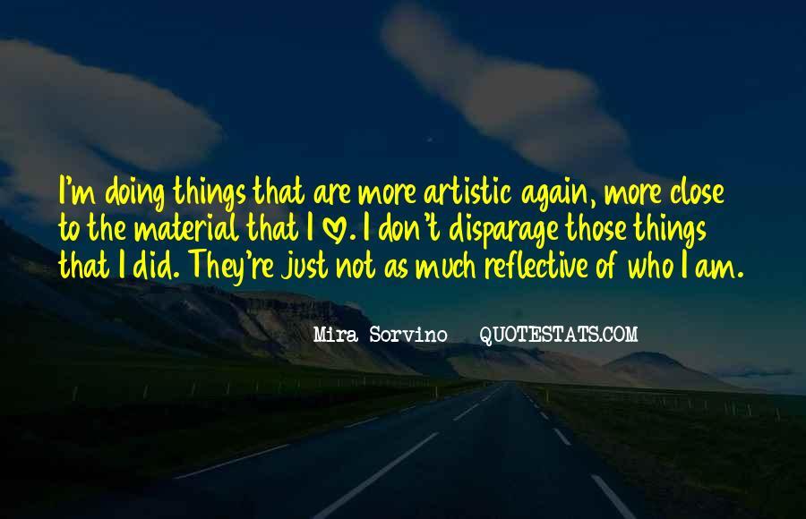 Mira Sorvino Quotes #1799030