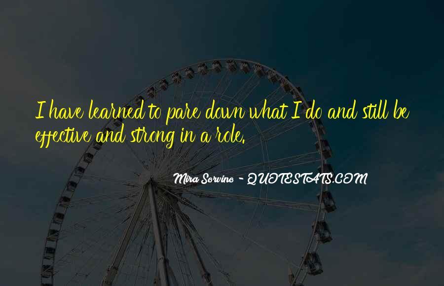Mira Sorvino Quotes #465304