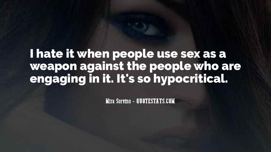 Mira Sorvino Quotes #465887