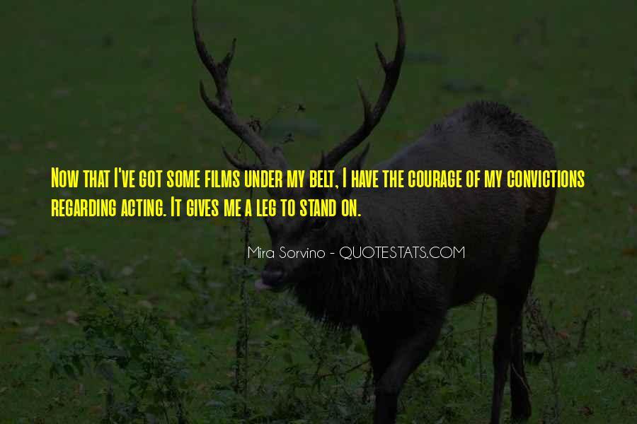 Mira Sorvino Quotes #558814