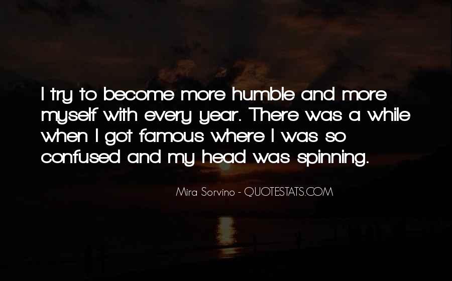 Mira Sorvino Quotes #901267