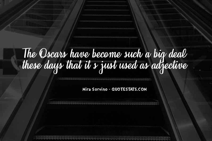 Mira Sorvino Quotes #955479