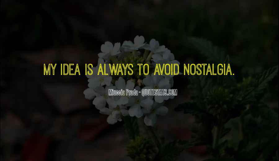 Miuccia Prada Quotes #1680867
