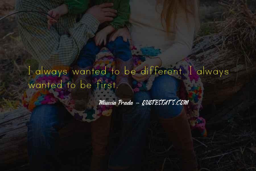 Miuccia Prada Quotes #233553