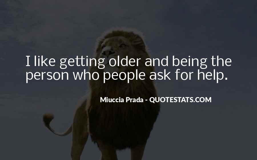 Miuccia Prada Quotes #301278