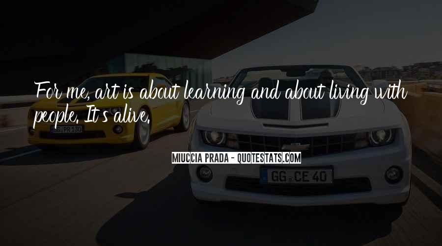 Miuccia Prada Quotes #700270