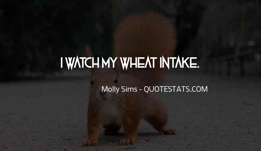 Molly Sims Quotes #166181