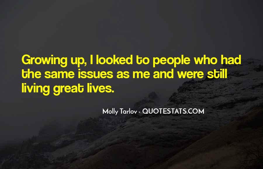 Molly Tarlov Quotes #1576789