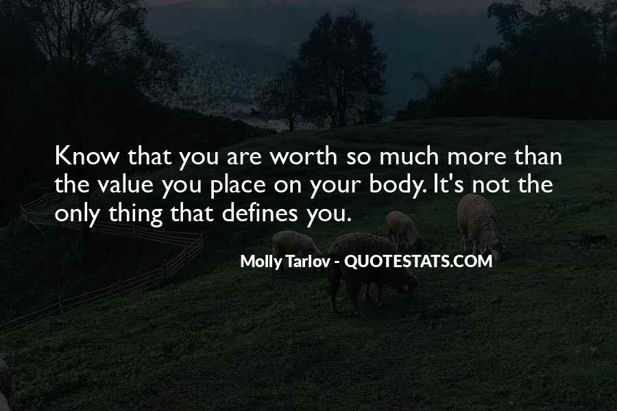 Molly Tarlov Quotes #1736044