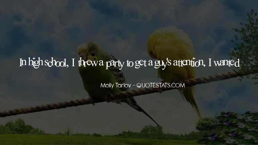 Molly Tarlov Quotes #1870452
