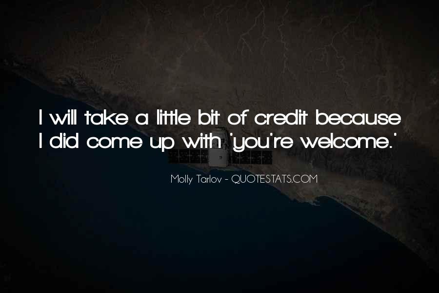 Molly Tarlov Quotes #96166