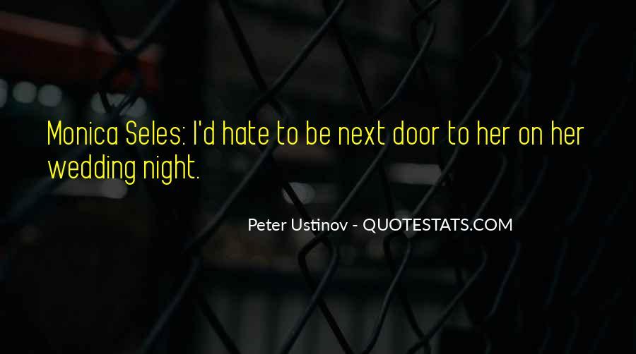 Monica Seles Quotes #1058063