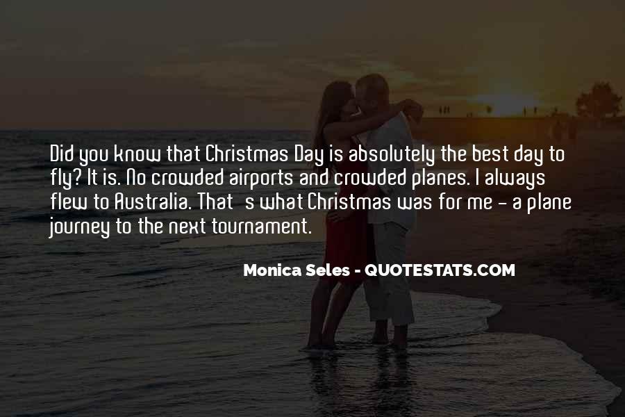 Monica Seles Quotes #516174