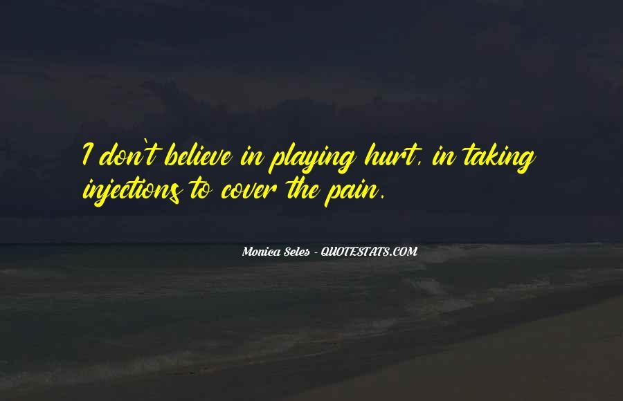 Monica Seles Quotes #581231