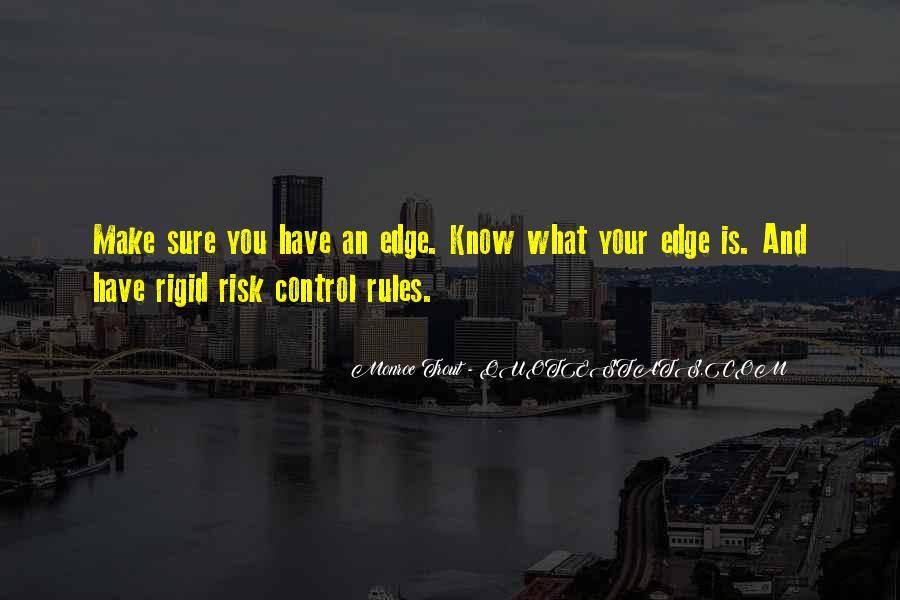 Monroe Trout Quotes #811019