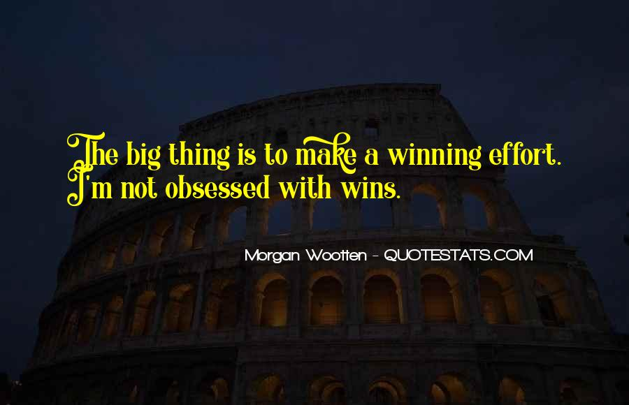Morgan Wootten Quotes #1041420