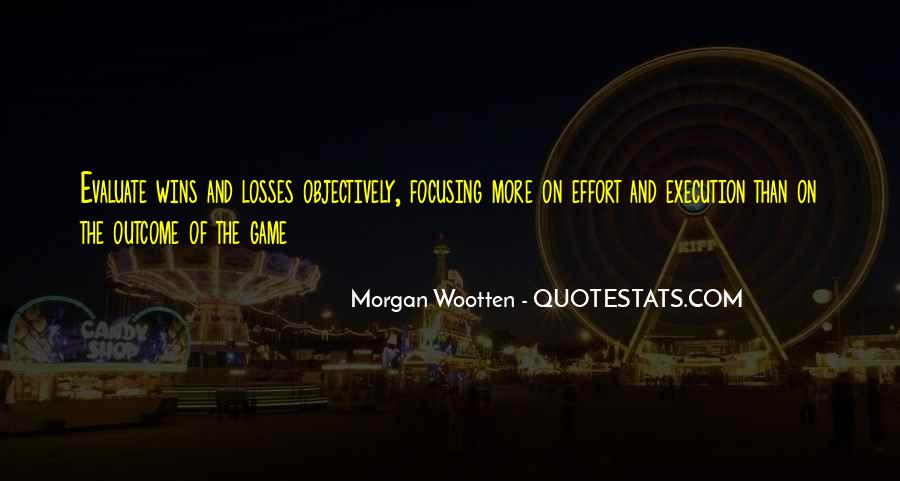 Morgan Wootten Quotes #1078360