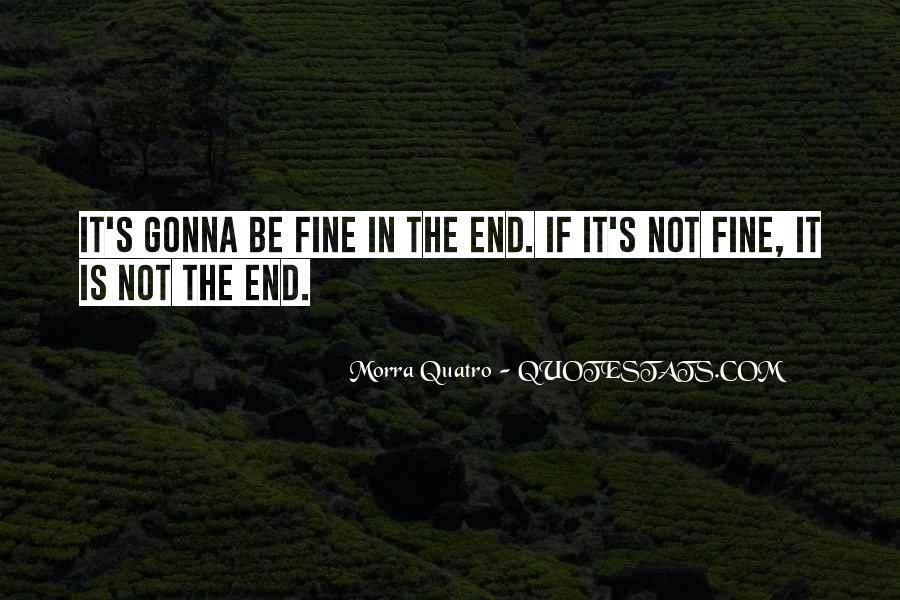 Morra Quatro Quotes #267627