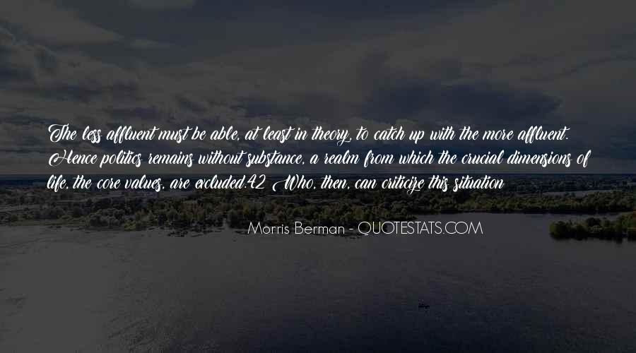 Morris Berman Quotes #308729