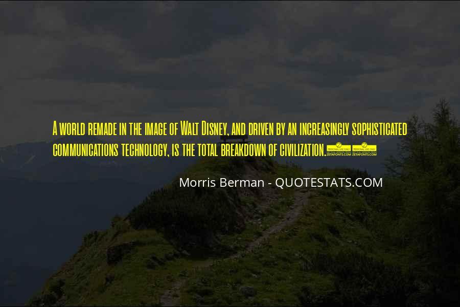 Morris Berman Quotes #494618