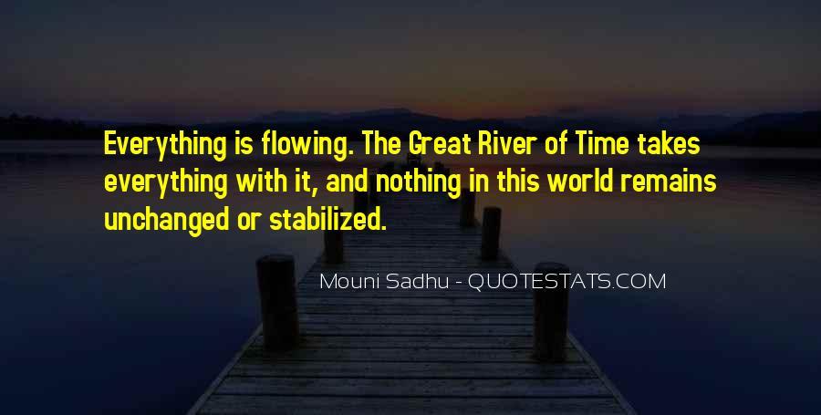 Mouni Sadhu Quotes #536816