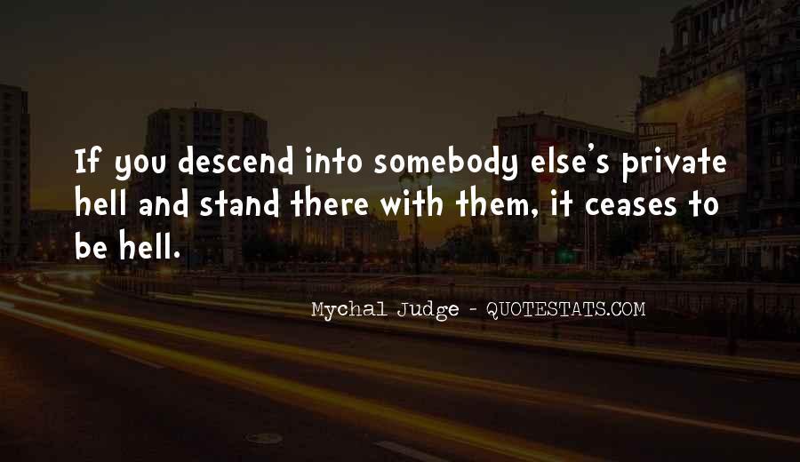 Mychal Judge Quotes #1544750