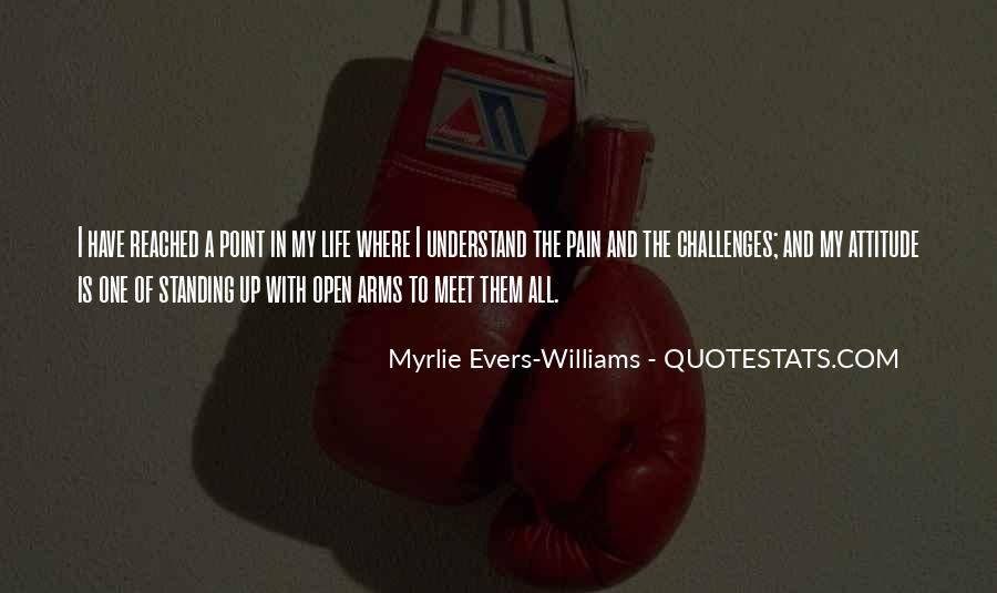 Myrlie Evers Williams Quotes #1218630
