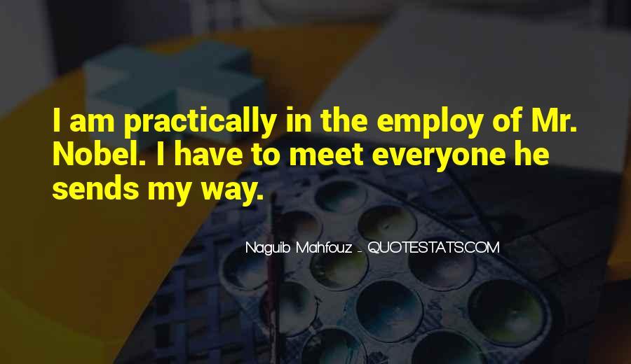 Naguib Mahfouz Quotes #104881