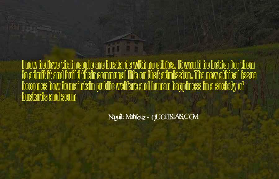 Naguib Mahfouz Quotes #1100543