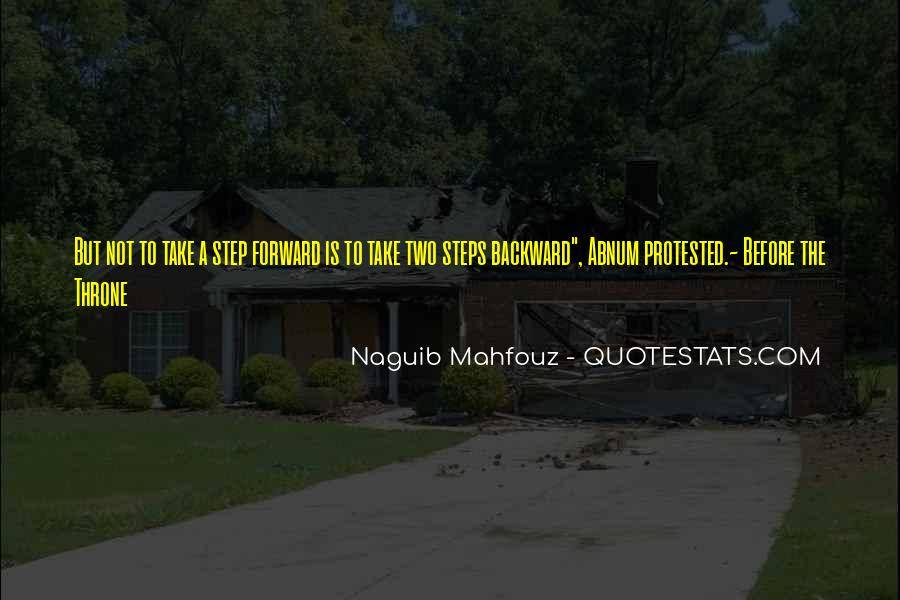 Naguib Mahfouz Quotes #1211293