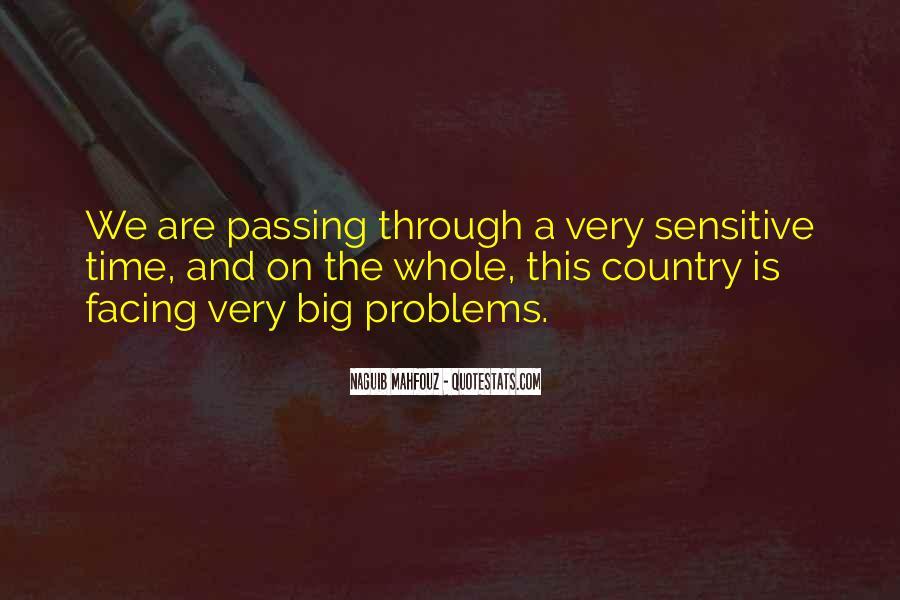 Naguib Mahfouz Quotes #1251645
