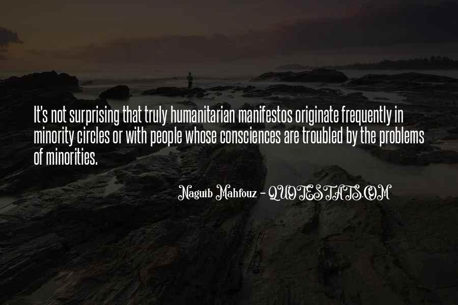 Naguib Mahfouz Quotes #1263238
