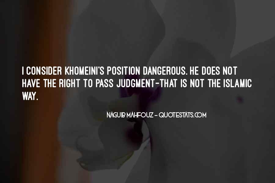 Naguib Mahfouz Quotes #1300036