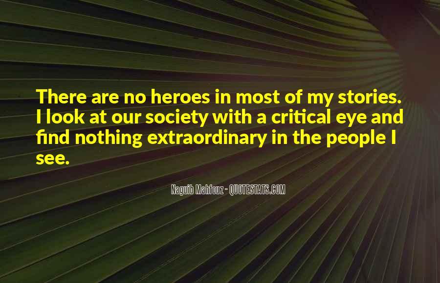 Naguib Mahfouz Quotes #1315949