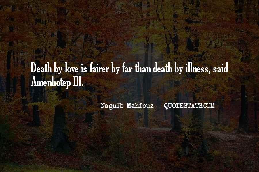 Naguib Mahfouz Quotes #1325092