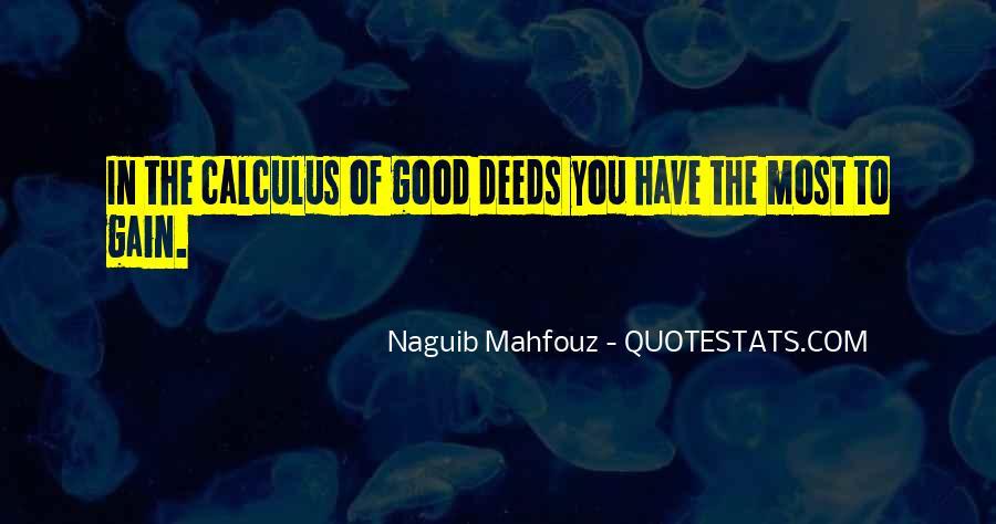 Naguib Mahfouz Quotes #1329753