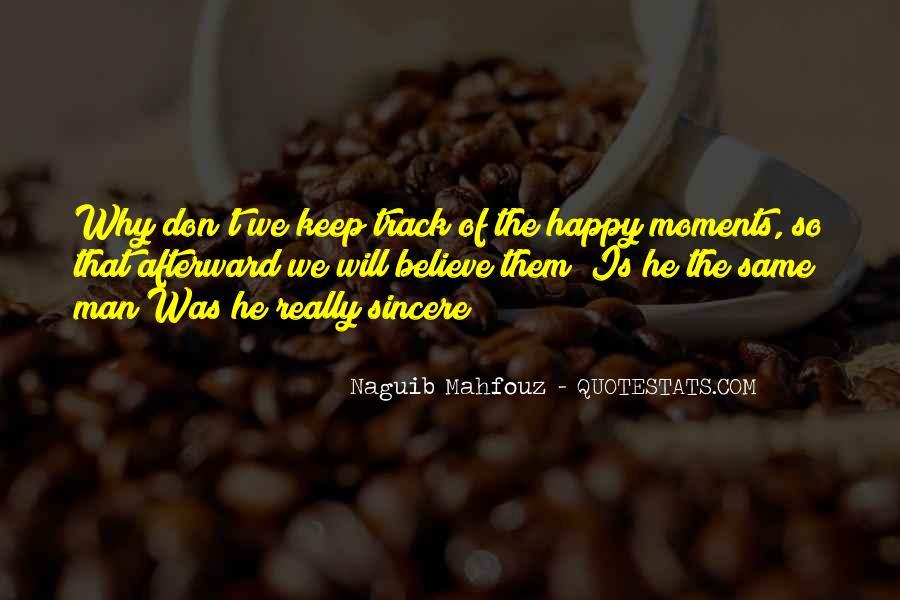 Naguib Mahfouz Quotes #1631747