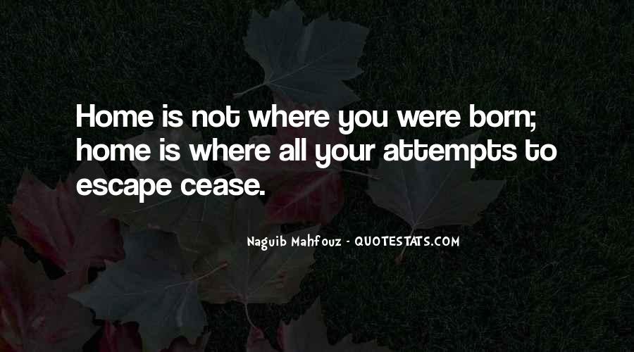 Naguib Mahfouz Quotes #1725378