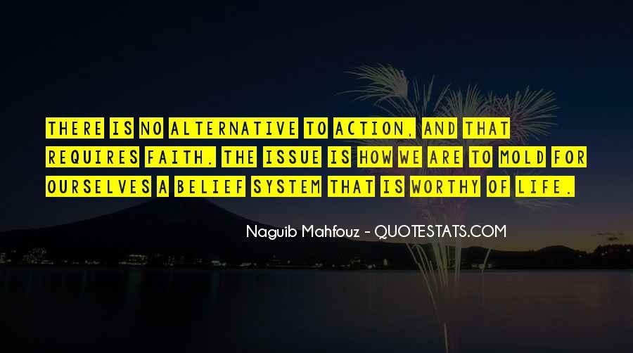 Naguib Mahfouz Quotes #1729723