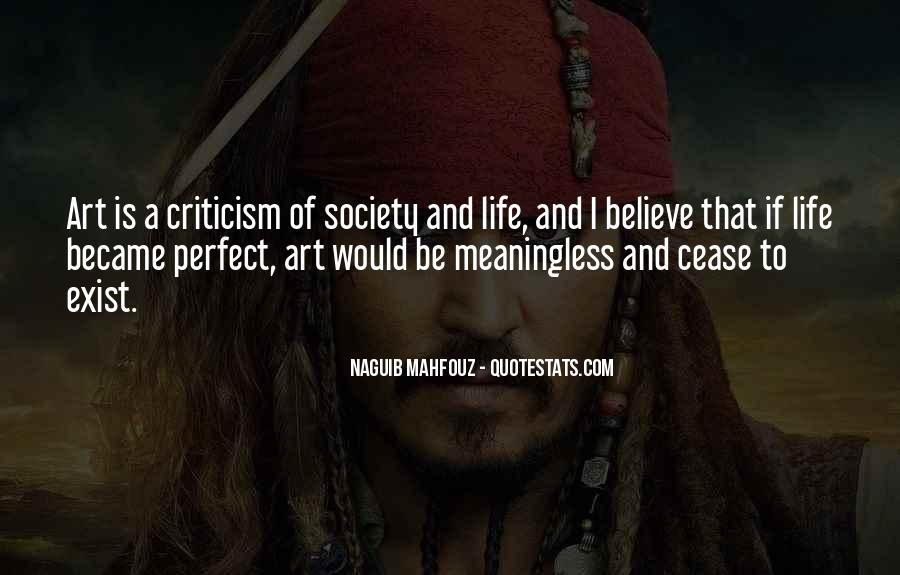 Naguib Mahfouz Quotes #1753706