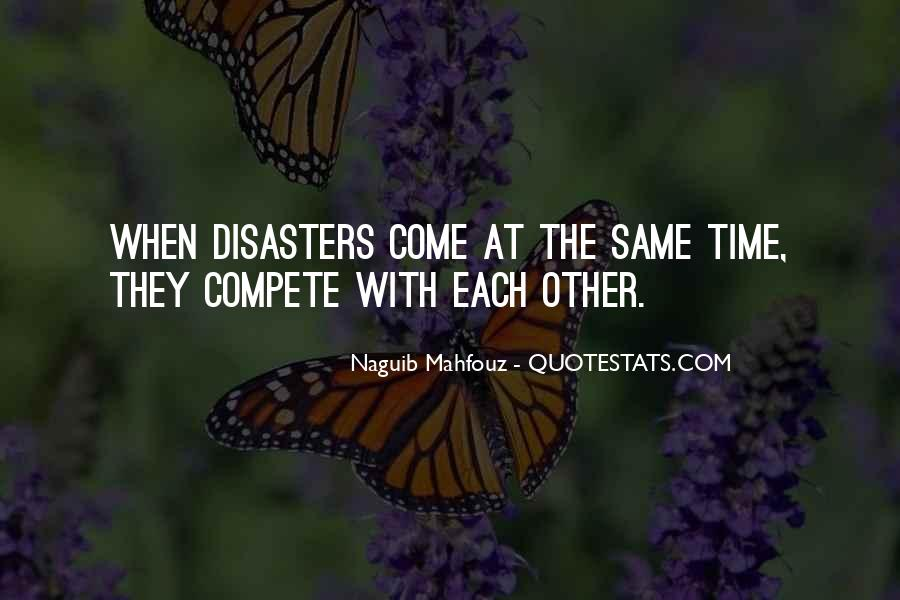 Naguib Mahfouz Quotes #296080
