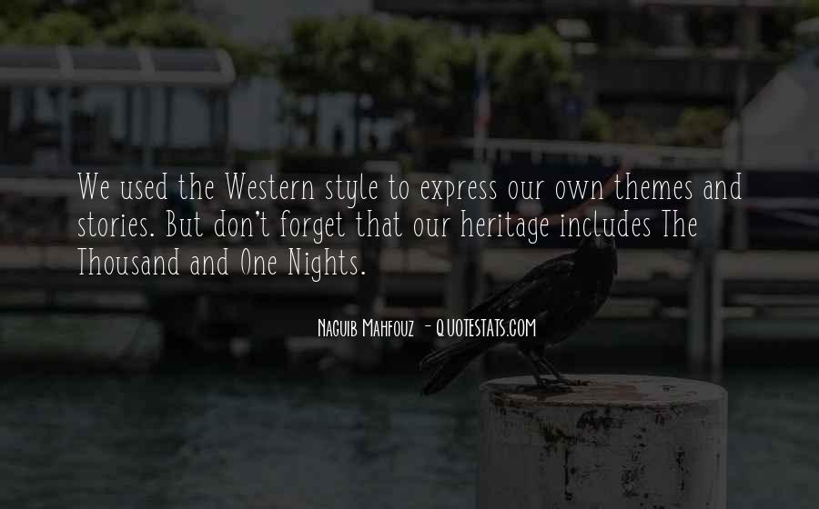 Naguib Mahfouz Quotes #325244